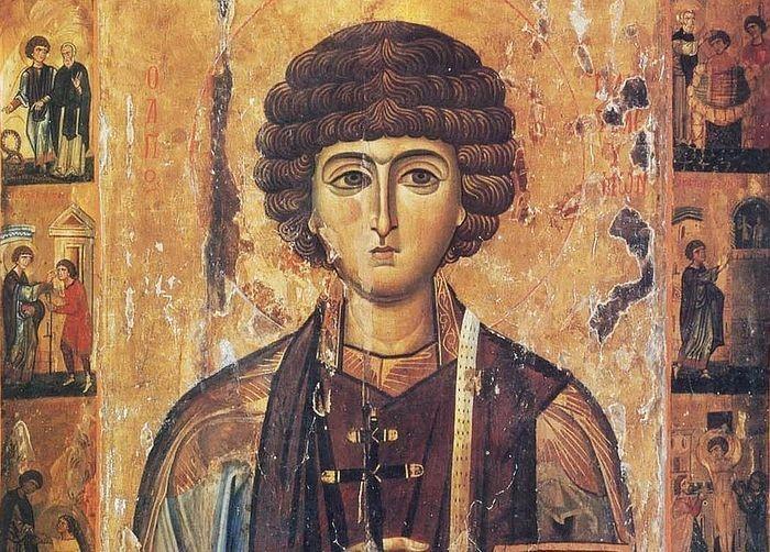 Чудо святого целителя Пантелеимона